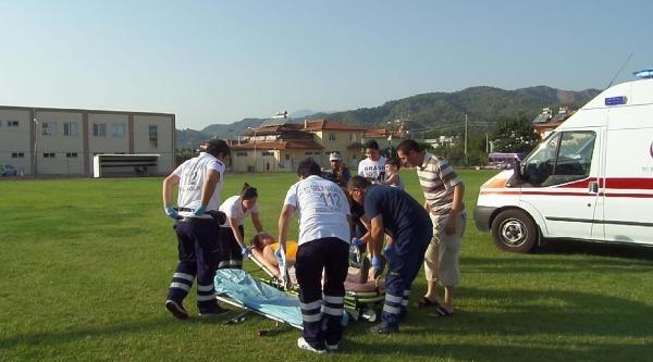 Erken Doğuma Ambulans Helikopter