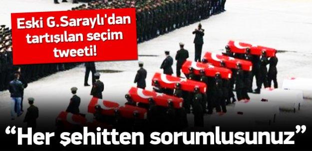 Erman Kılıç: Her şehitten sorumlusunuz