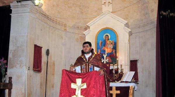 Ermeni Cemaati'nden Başsağlığı Mesajı