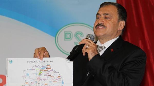 Eroğlu: 76 Şehre 2056 Yılına Kadar Su Sağlandı