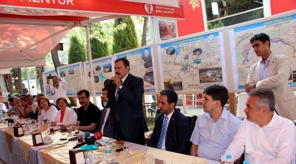 Eroğlu: Yatırımlarda Hortumu Kestik