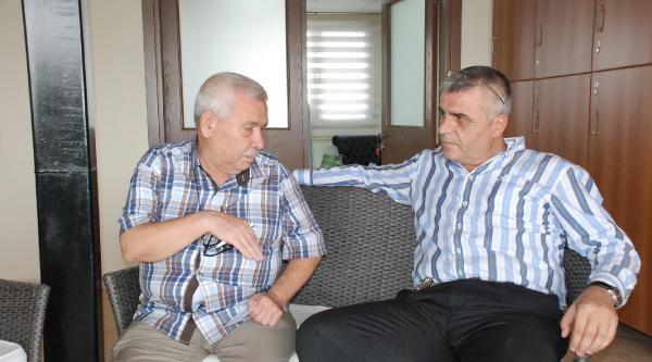Eryüksel: Trabzonsporlu Oyuncularla İlgilenmiyoruz