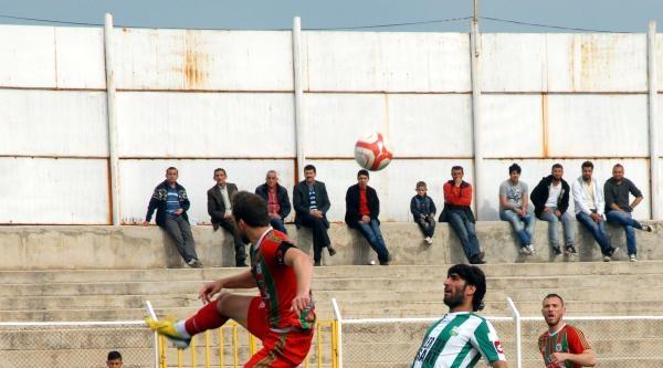 Erzincan Refahiyespor - Yeni Diyarbakırspor : 0-4