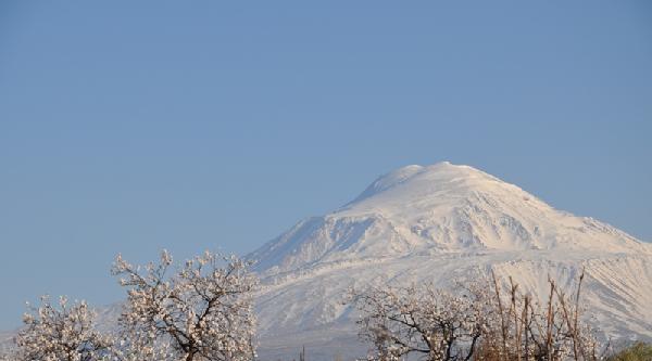 Erzurum'a Kış Geri Geldi (2)