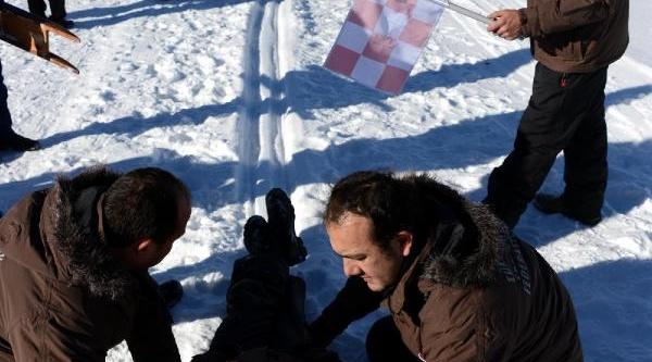 Erzurum'da Hava Kirliliği, Palandöken'de Kar Keyfi