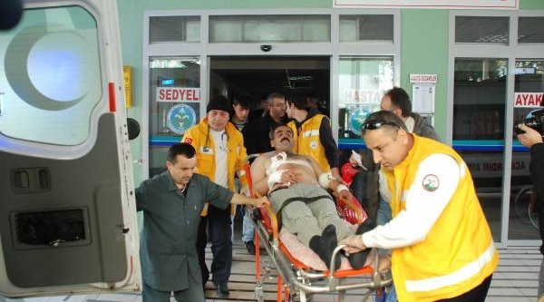 Erzurum'daki Kavga, 3 Ay Sonra Bursa'da Devam Etti: 6 Yarali