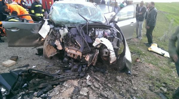 Erzurum'daki Kazada Ölü Sayısı 7'ye Çikti
