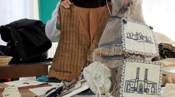Erzurum'un 'organik Ehram'i Dünyaya Açilacak