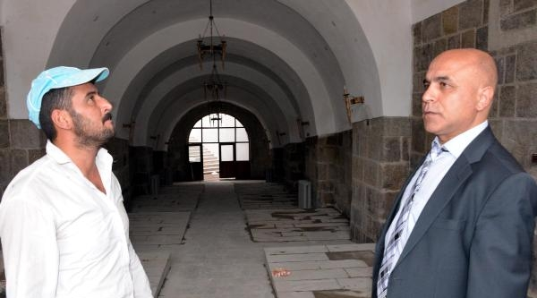 Erzurum'un Saklı Tarihi Ortaya Çikti