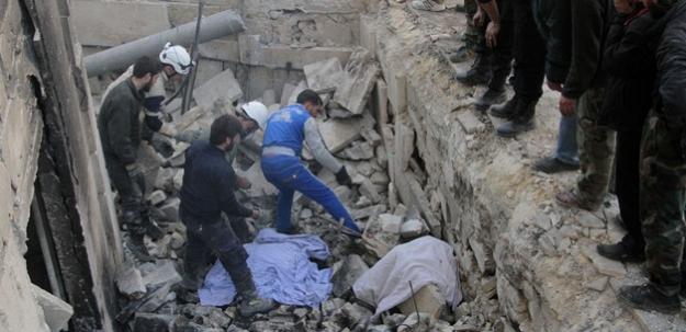 Esed kıyıma devam ediyor: 73 ölü!