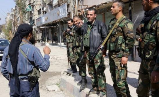 Esed Suriye'nin üçte ikisini kaybetti!