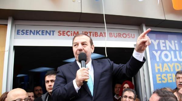 Esenyurt Belediye Başkanınından Türgev Açıklaması