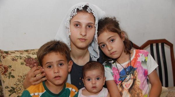 Eşi Kendisini Kaçırdığı İçin Cezaevine Girince, 3 Çocuyla Mağdur Oldu