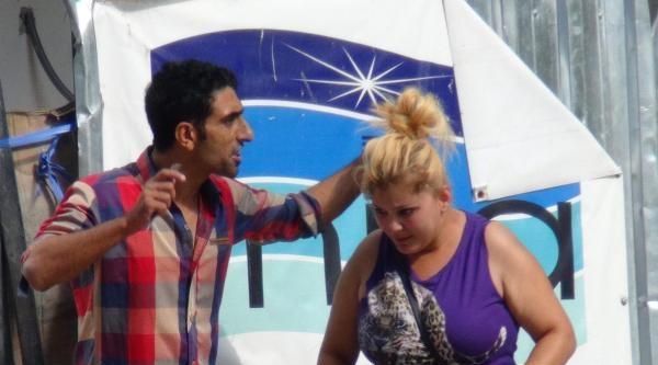 Eşini Bıçakla Rehin Alan Öfkeli Koca Serbest Bırakıldı