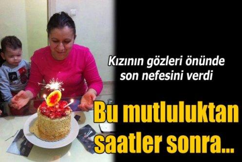 Eşini doğum gününde öldüren kocaya ağırlaştırılmış müebbet