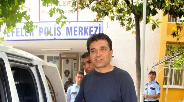 Eşiyle İlgili Haber Yapan  Muhabire Saldırdı