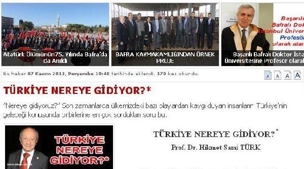 Eski Adalet Bakani Türk: Liseler, 'imam-Hatipleştiriliyor'