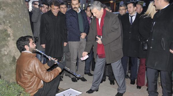 Eski Bakan Osman Pepe Yeniden Siyaset Sahnesine Çikti