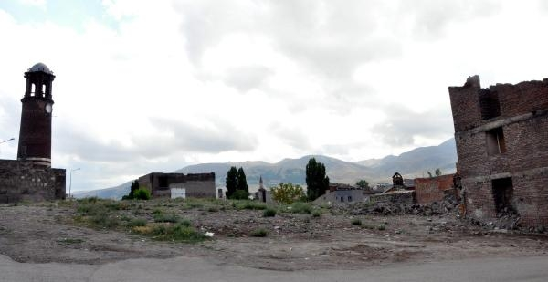 Eski Erzurum, Hayalet Şehir Oldu