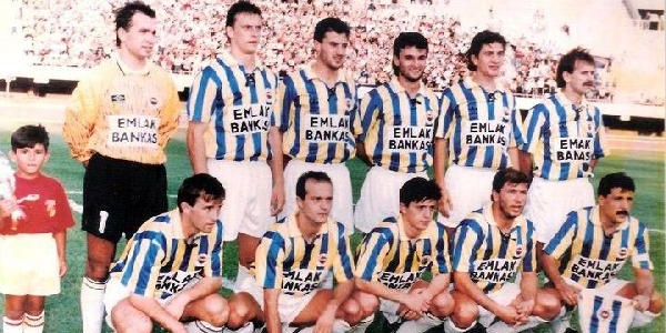 Eski Fenerbahçeli Futbolcu Kerem Şenel, 39 Yaşinda Futbola Geri Döndü