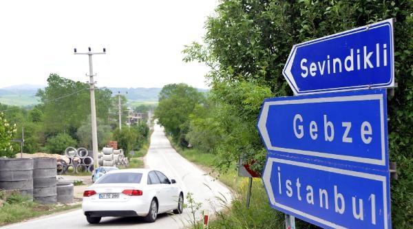 Eski İstanbul Yolu Kıymete Bindi