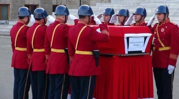 Eski Milletvekili Çelebican Için Tbmm'de Cenaze Töreni