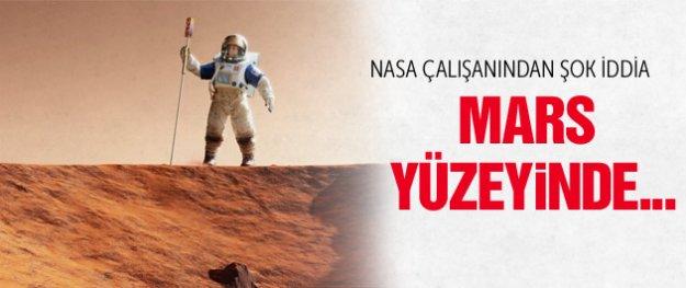 Eski NASA çalışanından şok iddia!