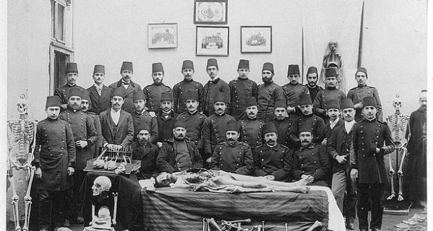 Eski Türkiye' de pek bilinmeyen 10 fotograf
