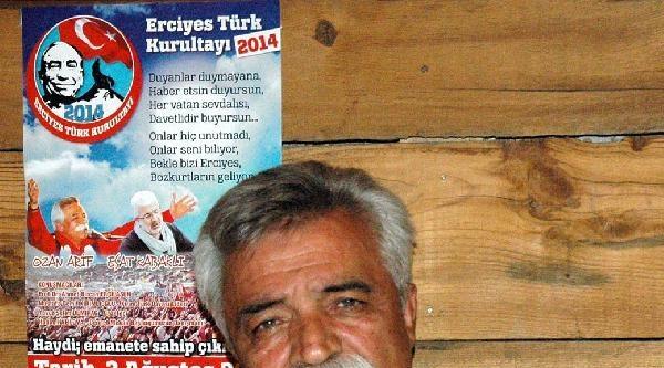 Eski Ülkücülerden Erciyes'te Alternatif Kurultay