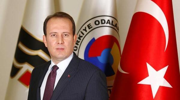 Eskişehir Ticaret Odasi Başkani Karacan'a Ak Parti'den Sürpriz Adaylik