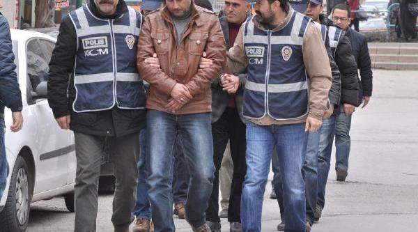 Eskişehir'de 64 Kilo Esrar Ele Geçirildi