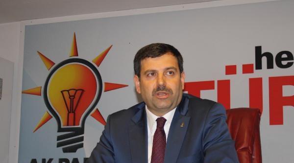 Eskişehir'de Ak Parti İl Başkanı Ve İl Yönetimi İstifa Etti