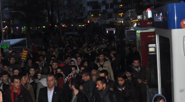 Eskişehir'de Başbakan'ı Protesto Yürüyüşü: 100'den Fazla Gözaltı Var (2)