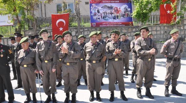Eskişehir'de Engellilerin Askerlik Sevinci