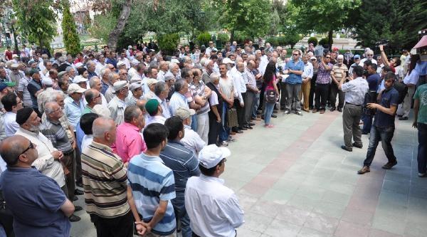 Eskişehir'de İsrail Protestosu