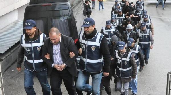Eskişehir'de Karşiliksiz Çek Operasyonu