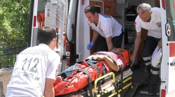 Eskişehir'de Silahlı Saldırı: 2 Yaralı