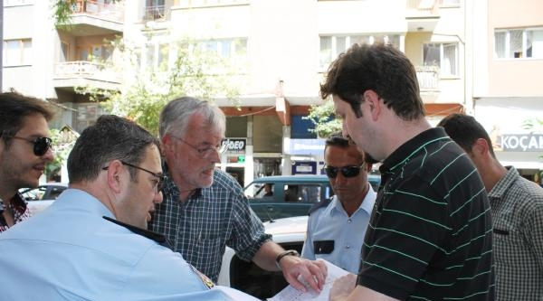 Eskişehir'de Trafik Kazalarını Önlemek İçin Uluslararası Proje
