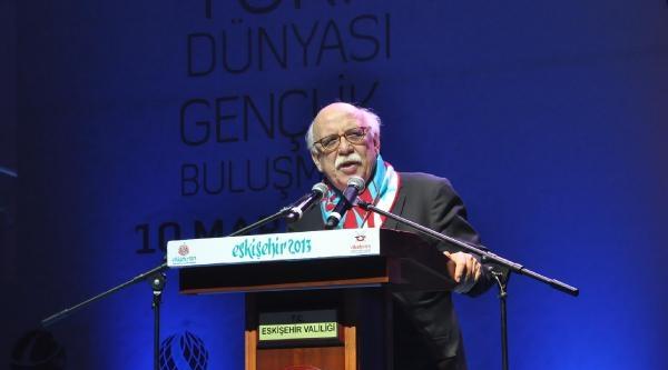 Eskişehir'de Türk Dünyası Gençlik Buluşması Etkinliğine Bakan Avcı Da Katıldı
