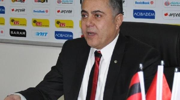 Eskişehirspor Başkani: