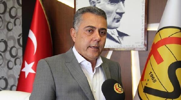 Eskişehirspor Başkanı Hoşcan: Hak Etmediğimiz Bir Ceza Aldık