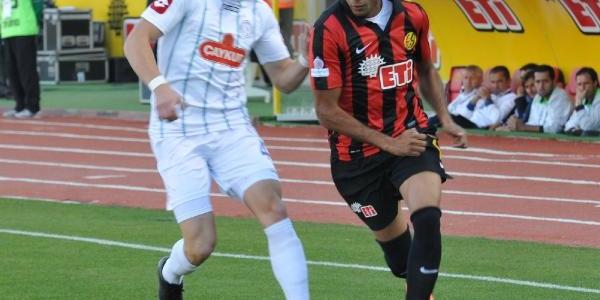 Eskişehirspor - Çaykur Rizespor Fotoğraflari