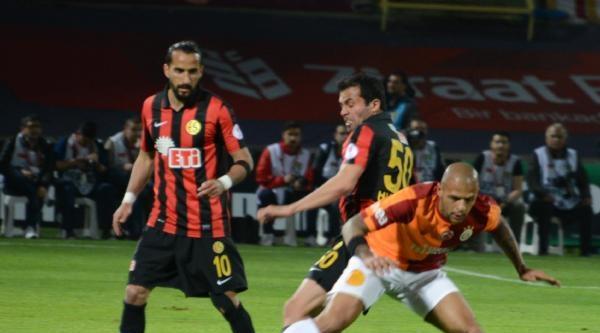 Eskişehirspor- Galatasaray Maçı Fotoğrafı