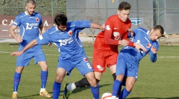 Eskişehirspor-Gaziosmanpaşaspor: 1-0