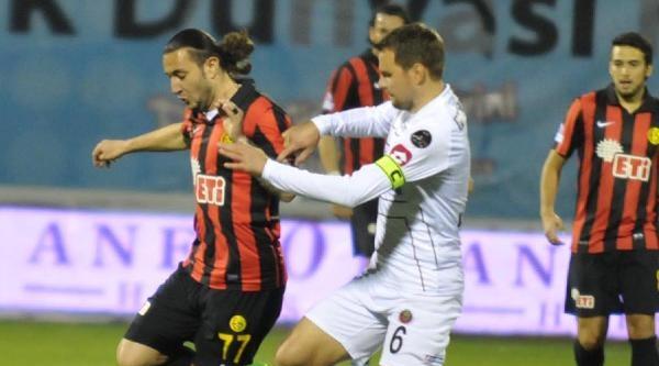 Eskişehirspor-gençlerbirliği-maç Fotoğrafları