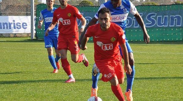 Eskişehirspor- Genk: 2- 1