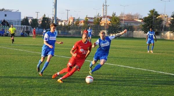 Eskişehirspor- Genk: 2- 1 (Ek Fotoğraflar)
