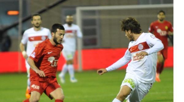 Eskişehirspor-medical Park Antalyaspor Maç Fotoğrafları