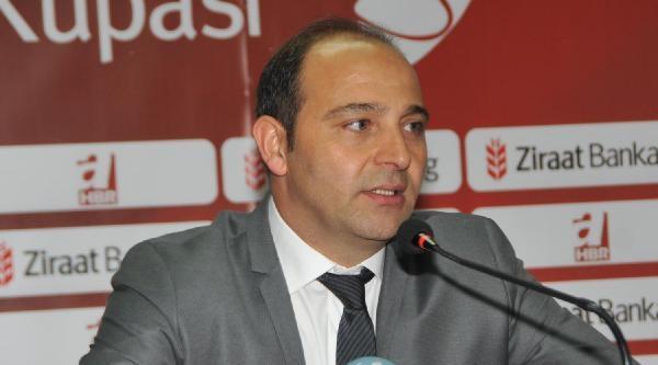 Eskişehirspor-medical Park Antalyaspor Soyunma Odası