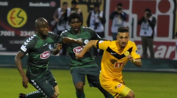 Eskişehirspor-torku Konyaspor-maç Fotoğrafları